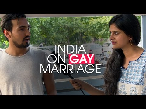 India on Gay Marriage | Indiatimes