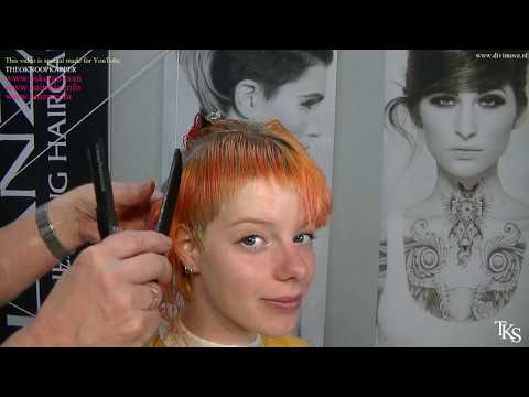 BAY BAY long hair, I have a summer Pixie now!!! C+C tutorial of Annika by TKS