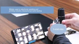 모발 두피 진단기 카메라 스마트폰 전자 광학 현미경 피…