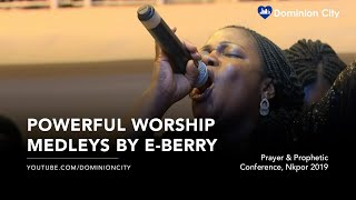 Powerful Worship Session Wİth Ebere