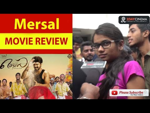 Mersal Movie Movie Review | Vijay |...