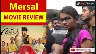 Mersal Movie Movie Review | Vijay | Samantha | KajalAggarwal - 2DAYCINEMA.COM