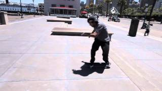 Paul Rodriguez, San Francisco, Fall 2010