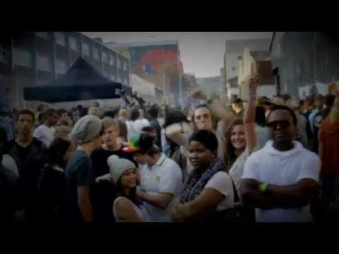 4.20 D.Day Street Party 2014 Johannesburg, South Africa
