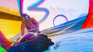 CARS ON WATER?! (GTA 5 Funny Moments)
