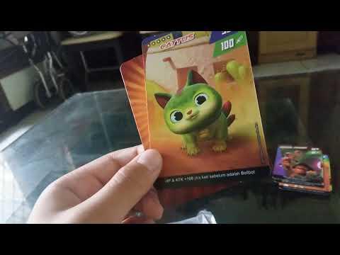 Boboiboy Galaxy Card Pek Adiwira3 Youtube