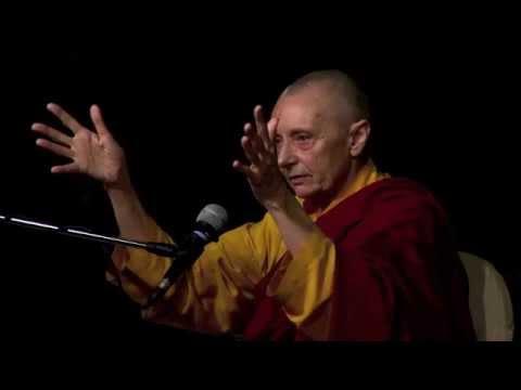 Jetsunma Tenzin Palmo - Atisha's verses (2 of 4)
