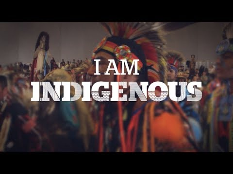 What does being Indigenous mean?