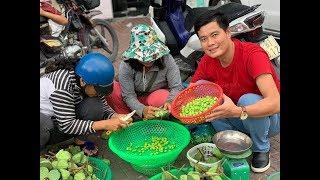 Ăn sen no nê tại chợ sen lớn nhất miền Tây???