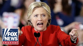 Hillary Clinton: 2020 women have to avoid looking angry