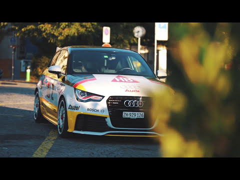 THE COOLEST AUDI A1 IN THE WORLD!? (360HP)