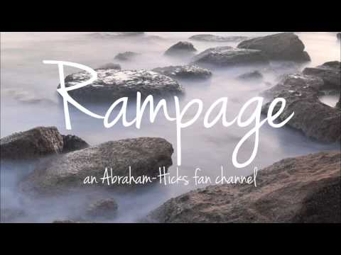 abraham-hicks:-rampage-of-getting-into-the-vortex