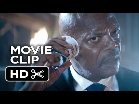 Big Game Movie CLIP - Do You Come in Peace? (2015) - Samuel L. Jackson Action Adventure HD
