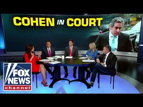 Judge denies Cohen's motion for temporary restraining order