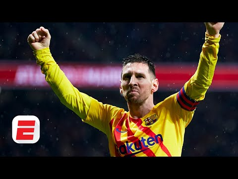 If Lionel Messi Stays Fit, Will Barcelona Retain The La Liga Title? | ESPN FC