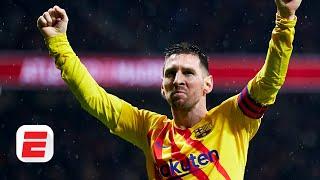 If Lionel Messi stays fit, will Barcelona retain the La Liga title? | ESPN FC