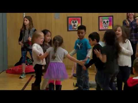 Blair Mill Elementary School Morning News Open