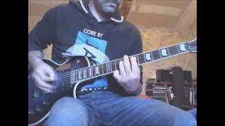 Iron Maiden - Guitar cover- Children of the Damned with SOLO + GUITAR TAB(Iron Maiden - Children of the Damned guitar cover GUITAR TAB at the end of the video Recorded with Cubase (4 guitar tracks) Backtrack ( drums + bass) ..., 2016-01-17T12:26:17.000Z)