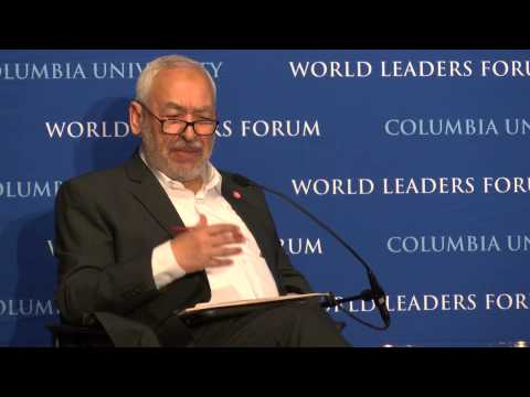Rached Ghannouchi: Islam, Democracy, and the Future of the Muslim World