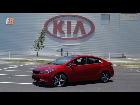 2017 Kia Forte Review – The Compact Class just got a lot tougher