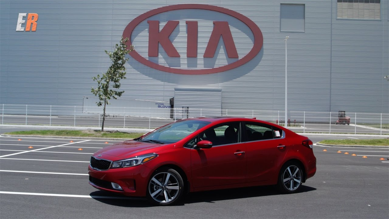 2017 kia forte review the compact class just got a lot. Black Bedroom Furniture Sets. Home Design Ideas