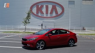 2017 Kia Forte Review - The Compact Class just got a lot tougher