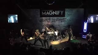 SIKSAKUBUR- Live at Groupies DeathFest II 2016