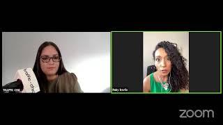 Catching Up with TRAFFIC CHIC podcast Episodio 12: Racismo en la moda con Ruby Dávila Rendón