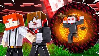 🧛♂️VAMPİR PORTALI DÜNYASI #15 - VAMPİRCRAFT - Minecraft