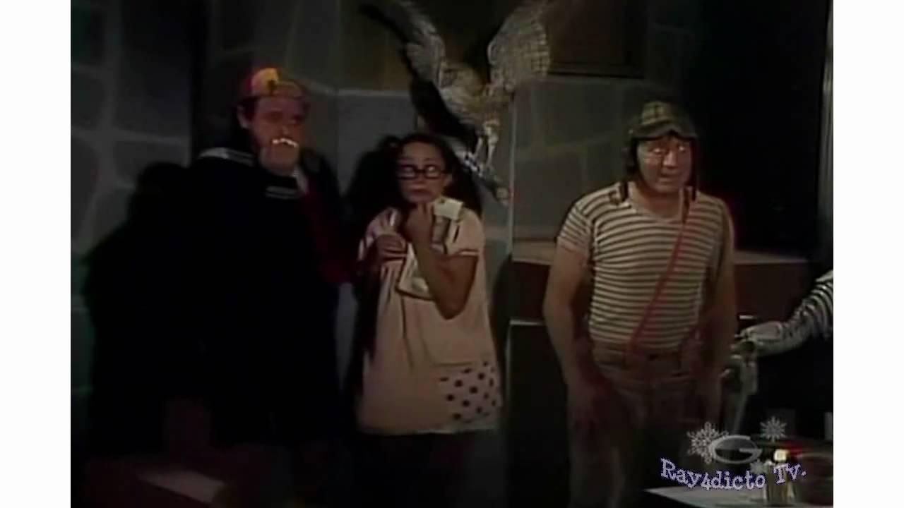 El Chavo Del 8 La Casa De La Bruja Del 71 1975 2 De 2