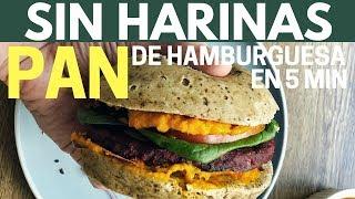 Para pan de celiacos hamburguesas