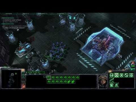 "Starcraft 2 - Misión Secreta ""Rasgar el velo"" 1de2 FULLHD"