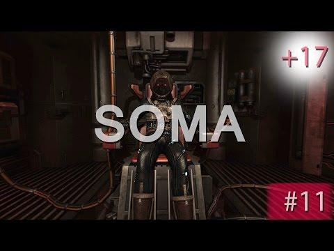 Прохождение SOMA | СОМА #11 Погружение в бездну