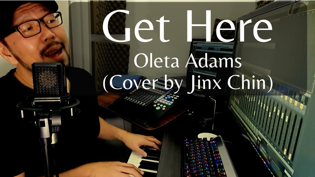 Another Cover - Get Here (Oleta Adams)