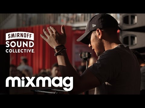 DISCIPLES in The Mixmag Lab at #SmirnoffHouse