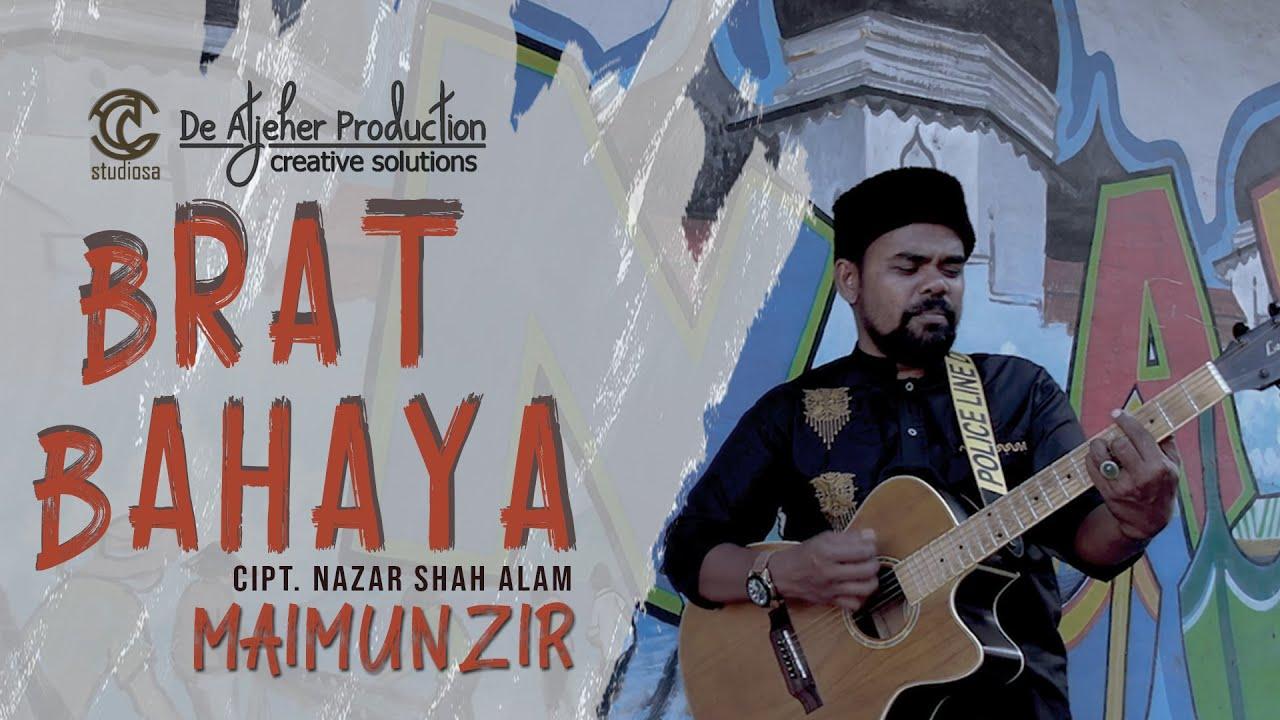 Download Maimunzir - Brat Bahaya (Official Music Video)