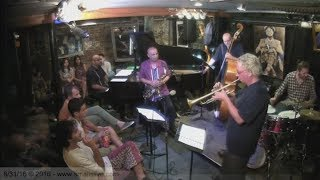 Tim Hagans 5tet at Smalls - That's What Happens When You Leave The Door Open