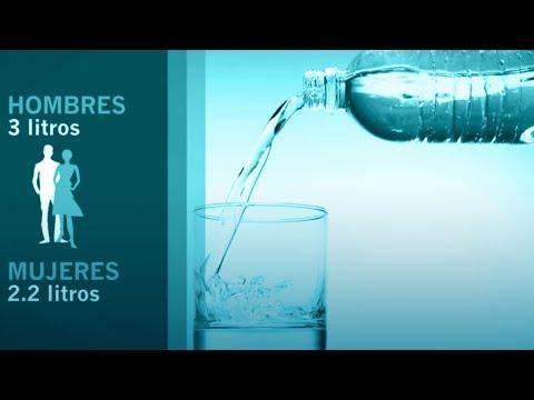 Cuantos litros de agua se toma por dia para adelgazar