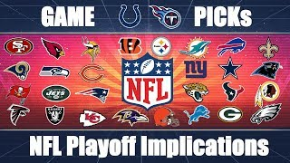 NFL Week 17 Expert Picks: Insulting Every Game