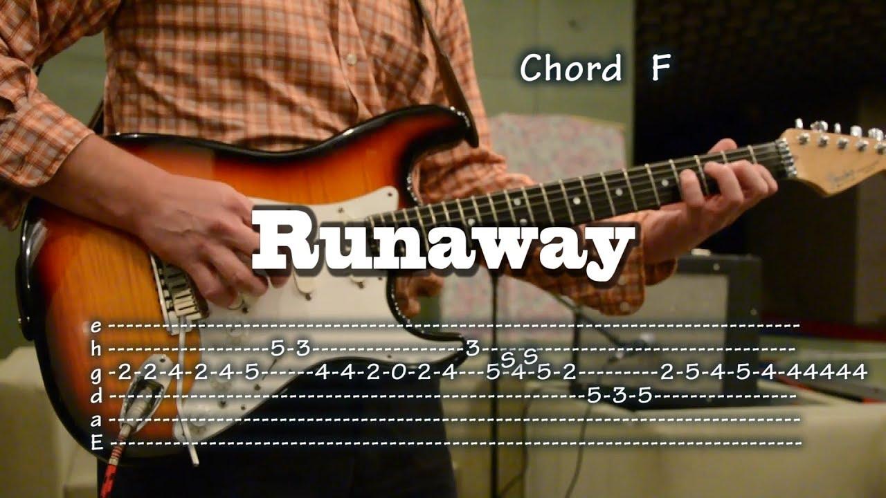 Runaway Baby Guitar Chords Choice Image Basic Guitar Chords Finger
