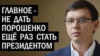 Про Оппоблок, Порошенко и партию 'Наши'. Евгений Мураев