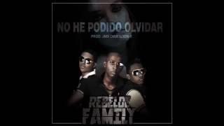 Rebelde Family - No he podido olvidar (Prod. JMX Dimenzion X)