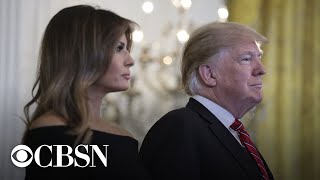 Watch Live: President Trump, First Lady Melania Trump To Discuss Reopening Schools