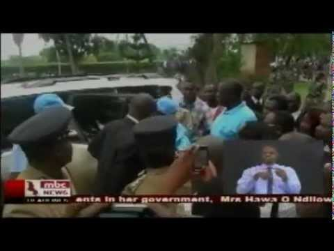 Malawi Government Arrests DPP Midnight Six and other Government Officials, March 2013