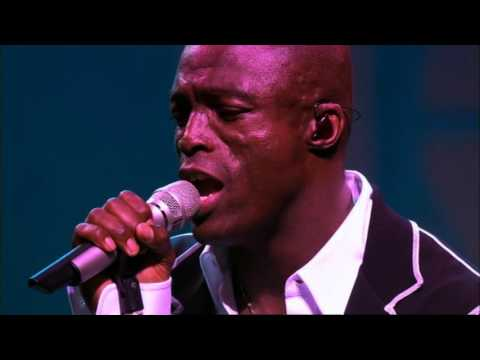 Seal - Love is divine (Live in Paris 2005)