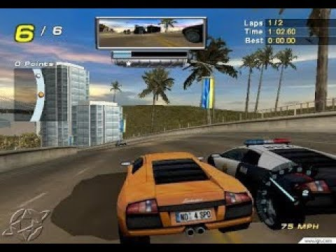 download need for speed hot pursuit 2 compressed pc game