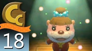 Animal Crossing: New Leaf - Welcome amiibo - Day 18: Happily Designing Homes