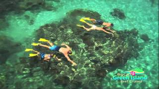 Big Cat Green Island Snorkeling - 30 sec Thumbnail