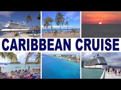 CARIBBEAN CRUISE - Miami, Mexico, Jamaica, Haiti, Grand Cayman 4K