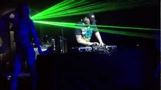 Axel Coon live @ Mona Club (Moscow) 30.03.2013 - Posse (Tee Bee Mix)